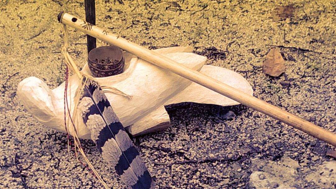 Tobacco, Macaw, Flute 1